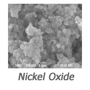 نانو ذرات اکسید نیکل
