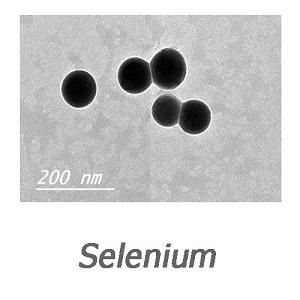 نانو ذرات سلنیوم